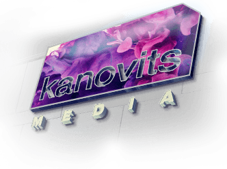 Kanovits media - services - 3D nápisy